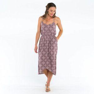 Carve Designs Grayson Dress Hi Low Sundress M